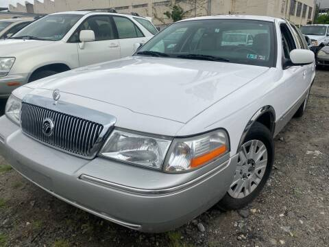 2004 Mercury Grand Marquis for sale at Philadelphia Public Auto Auction in Philadelphia PA