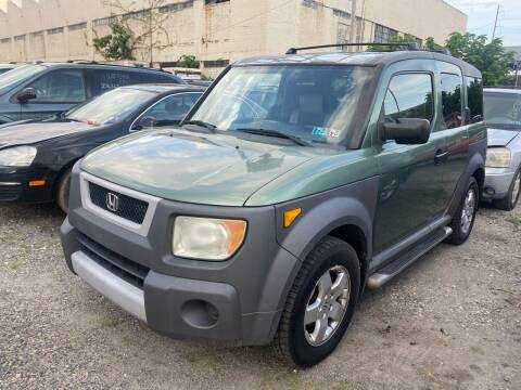 2005 Honda Element for sale at Philadelphia Public Auto Auction in Philadelphia PA
