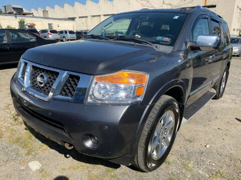2011 Nissan Armada for sale at Philadelphia Public Auto Auction in Philadelphia PA