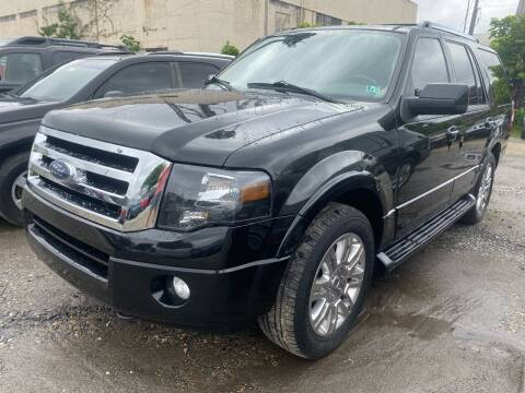 2011 Ford Expedition for sale at Philadelphia Public Auto Auction in Philadelphia PA