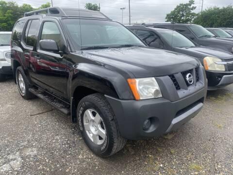 2008 Nissan Xterra for sale at Philadelphia Public Auto Auction in Philadelphia PA