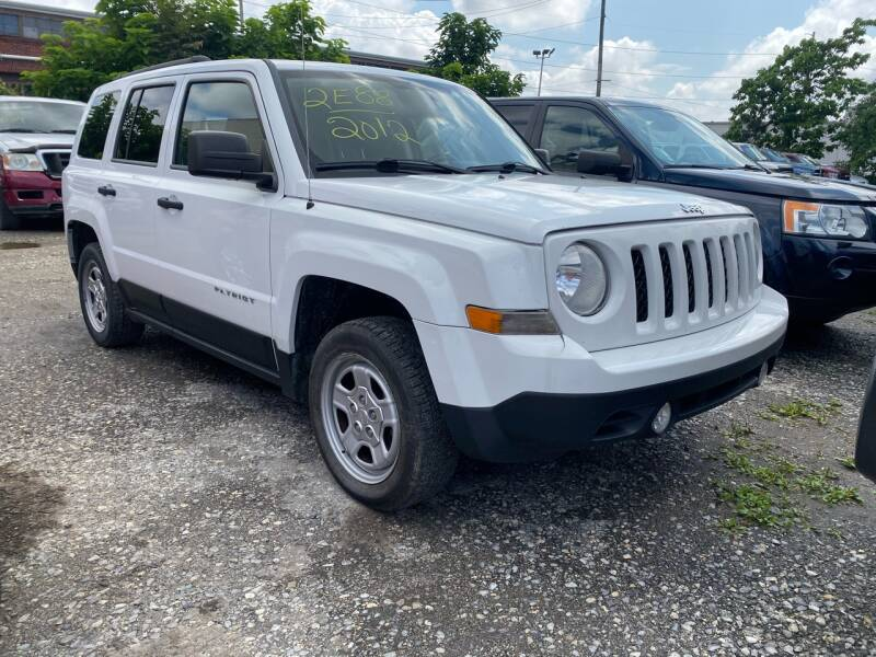 2012 Jeep Patriot for sale at Philadelphia Public Auto Auction in Philadelphia PA