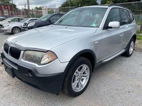 2005 BMW X3 for sale at Philadelphia Public Auto Auction in Philadelphia PA