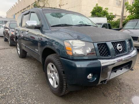 2007 Nissan Armada for sale at Philadelphia Public Auto Auction in Philadelphia PA