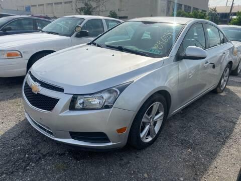 2014 Chevrolet Cruze for sale at Philadelphia Public Auto Auction in Philadelphia PA