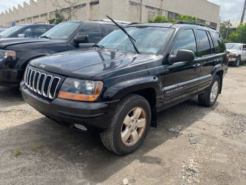 2001 Jeep Grand Cherokee for sale at Philadelphia Public Auto Auction in Philadelphia PA