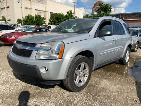 2005 Chevrolet Equinox for sale at Philadelphia Public Auto Auction in Philadelphia PA