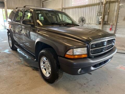 2003 Dodge Durango for sale at Philadelphia Public Auto Auction in Philadelphia PA