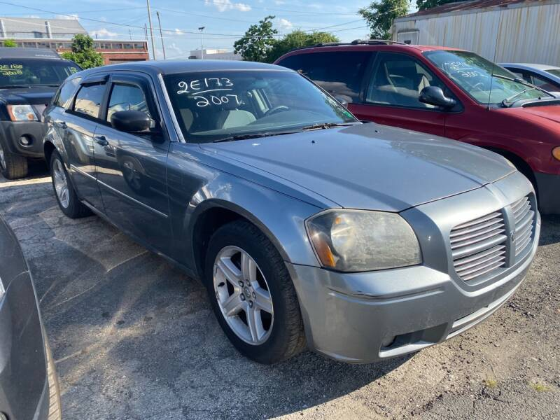 2007 Dodge Magnum for sale at Philadelphia Public Auto Auction in Philadelphia PA