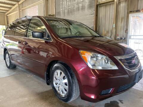2010 Honda Odyssey for sale at Philadelphia Public Auto Auction in Philadelphia PA