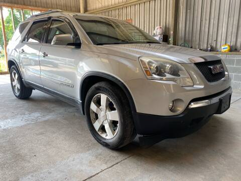 2007 GMC Acadia for sale at Philadelphia Public Auto Auction in Philadelphia PA