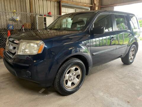 2011 Honda Pilot for sale at Philadelphia Public Auto Auction in Philadelphia PA