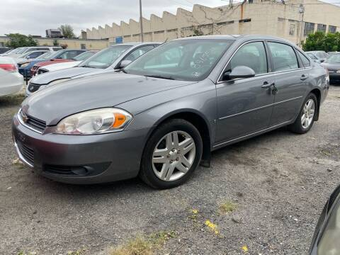 2006 Chevrolet Impala for sale at Philadelphia Public Auto Auction in Philadelphia PA