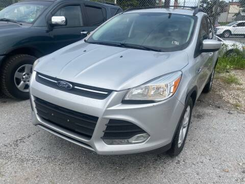 2013 Ford Escape for sale at Philadelphia Public Auto Auction in Philadelphia PA