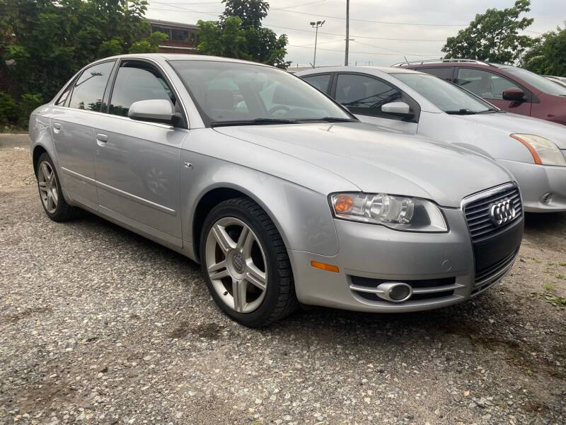 2007 Audi A4 for sale at Philadelphia Public Auto Auction in Philadelphia PA