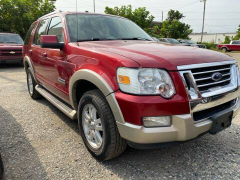 2006 Ford Explorer for sale at Philadelphia Public Auto Auction in Philadelphia PA