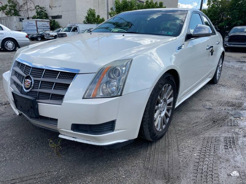 2010 Cadillac CTS for sale at Philadelphia Public Auto Auction in Philadelphia PA