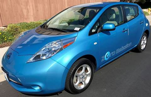 2011 Nissan LEAF for sale in Mission Viejo CA