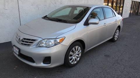 2013 Toyota Corolla for sale in Mission Viejo, CA