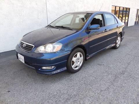 2007 Toyota Corolla for sale in Mission Viejo, CA