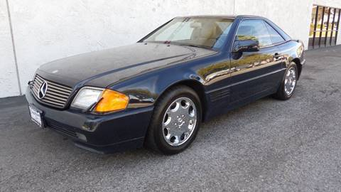 1994 Mercedes-Benz SL-Class for sale in Mission Viejo, CA