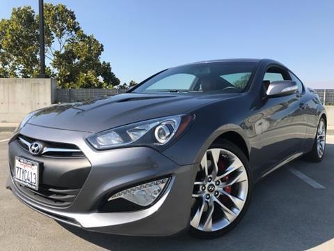2016 Hyundai Genesis Coupe for sale in San Jose, CA