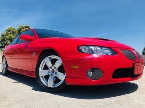 2005 Pontiac GTO for sale in San Jose, CA