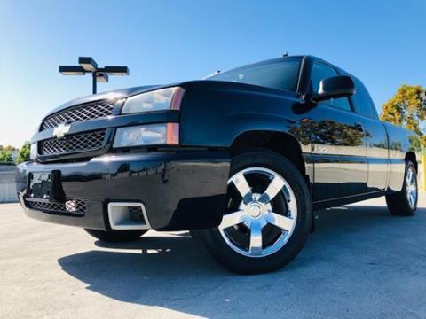 2005 Chevrolet Silverado 1500 SS for sale in San Jose, CA