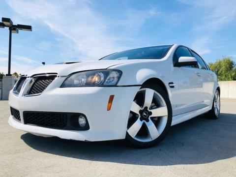 2008 Pontiac G8 for sale in San Jose, CA