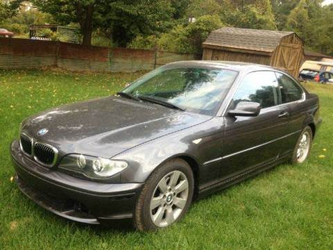 2006 BMW 3 Series for sale at D & M Auto Sales & Repairs INC in Kerhonkson NY