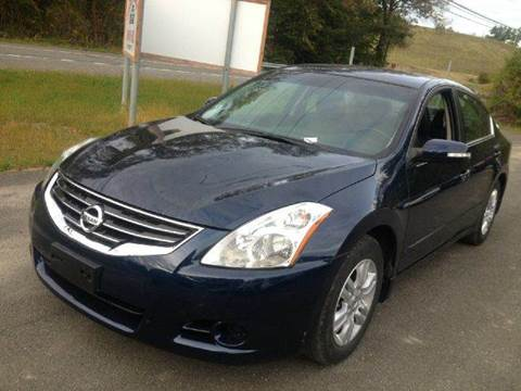 2010 Nissan Altima for sale at D & M Auto Sales & Repairs INC in Kerhonkson NY