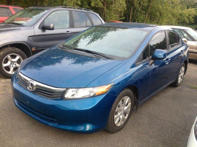 2012 Honda Civic for sale at D & M Auto Sales & Repairs INC in Kerhonkson NY