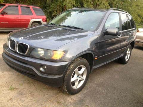 2003 BMW X5 for sale at D & M Auto Sales & Repairs INC in Kerhonkson NY
