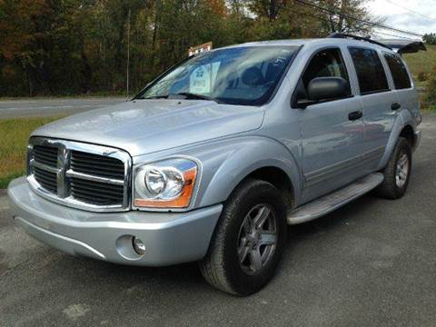 2004 Dodge Durango for sale at D & M Auto Sales & Repairs INC in Kerhonkson NY