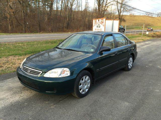 2000 Honda Civic for sale at D & M Auto Sales & Repairs INC in Kerhonkson NY