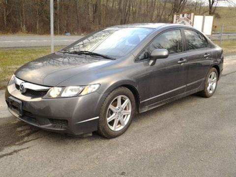 2011 Honda Civic for sale at D & M Auto Sales & Repairs INC in Kerhonkson NY
