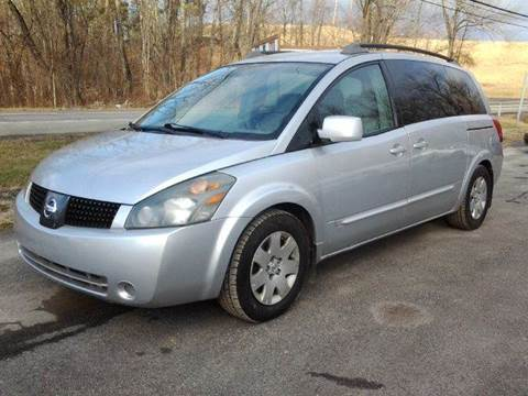 2005 Nissan Quest for sale at D & M Auto Sales & Repairs INC in Kerhonkson NY