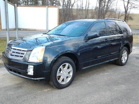 2005 Cadillac SRX for sale at D & M Auto Sales & Repairs INC in Kerhonkson NY