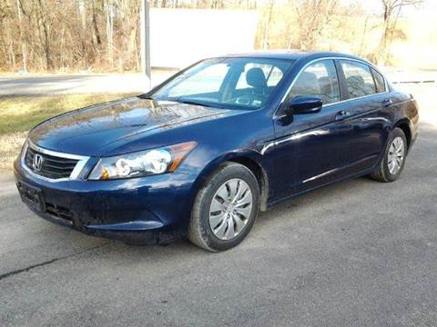 2010 Honda Accord for sale at D & M Auto Sales & Repairs INC in Kerhonkson NY