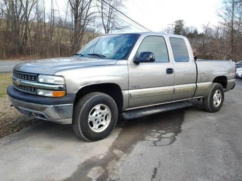 2002 Chevrolet Silverado 1500 for sale at D & M Auto Sales & Repairs INC in Kerhonkson NY