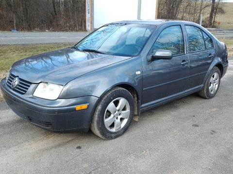 2003 Volkswagen Jetta for sale at D & M Auto Sales & Repairs INC in Kerhonkson NY