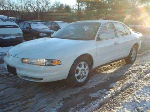 1998 Oldsmobile Intrigue for sale at D & M Auto Sales & Repairs INC in Kerhonkson NY