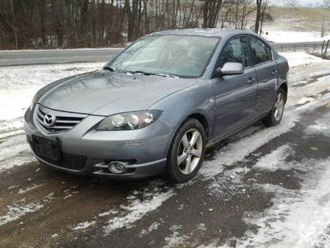 2004 Mazda MAZDA3 for sale at D & M Auto Sales & Repairs INC in Kerhonkson NY
