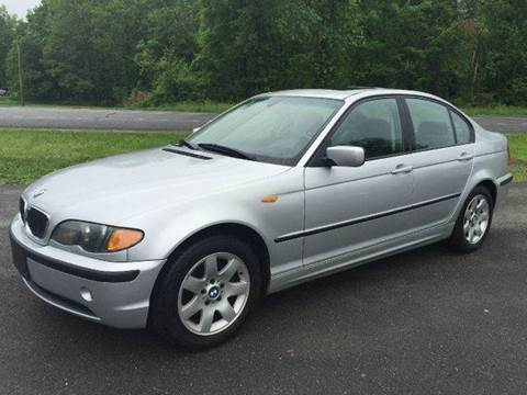 2004 BMW 3 Series for sale at D & M Auto Sales & Repairs INC in Kerhonkson NY