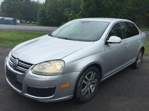 2005 Volkswagen Jetta for sale at D & M Auto Sales & Repairs INC in Kerhonkson NY