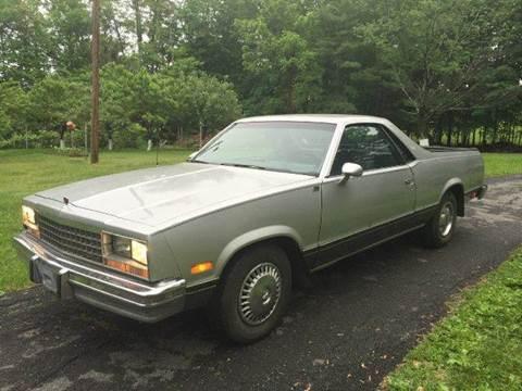 1987 Chevrolet El Camino for sale at D & M Auto Sales & Repairs INC in Kerhonkson NY