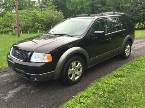 2005 Ford Freestyle for sale at D & M Auto Sales & Repairs INC in Kerhonkson NY