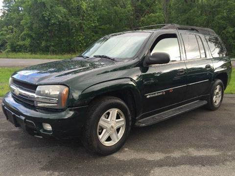 2003 Chevrolet TrailBlazer for sale at D & M Auto Sales & Repairs INC in Kerhonkson NY