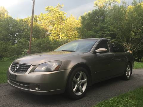 2005 Nissan Altima for sale at D & M Auto Sales & Repairs INC in Kerhonkson NY