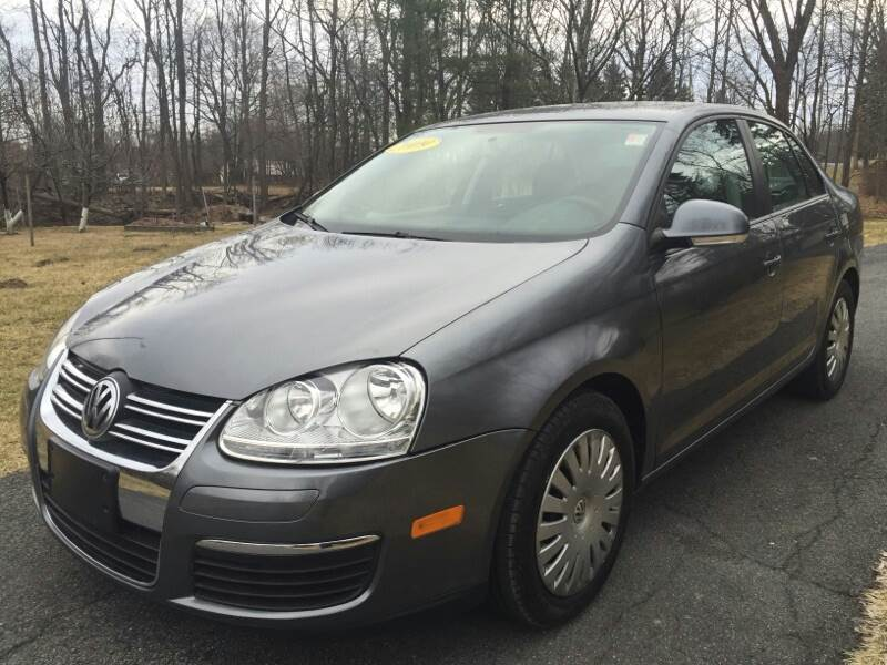 2009 Volkswagen Jetta for sale at D & M Auto Sales & Repairs INC in Kerhonkson NY